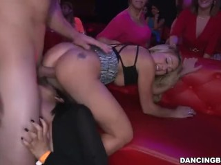 Her first ass to mouth tara