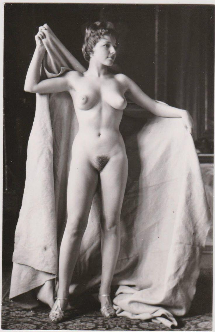 Vintage Erotic Nude