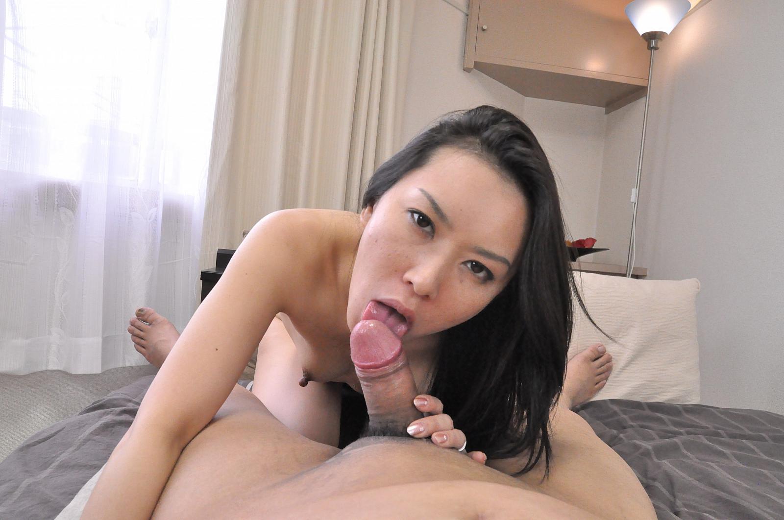 Internal cum camera orgasm