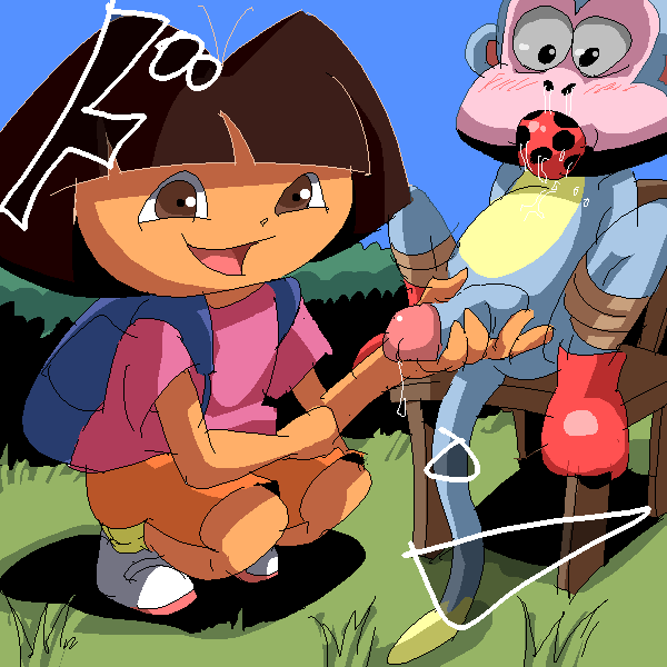 Dora the explorer fan fiction