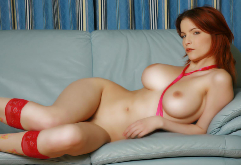 Hot naked girl stick shift gif