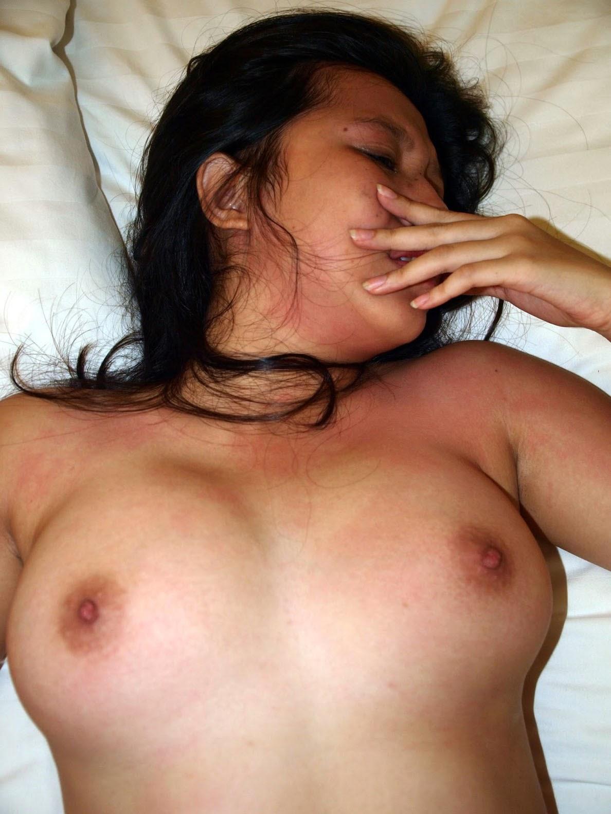 Beautiful black angel nude