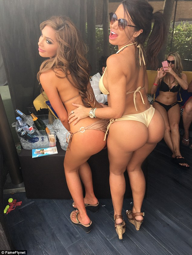 Naked sexy muscle girls