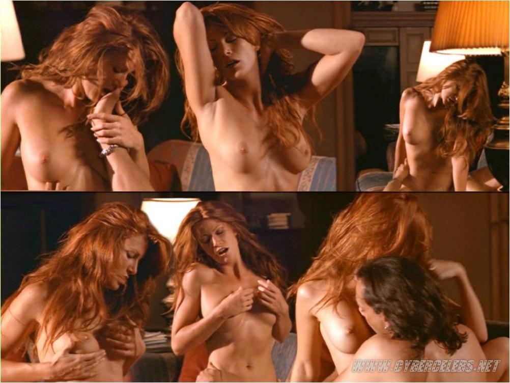 Hot nude demure clit