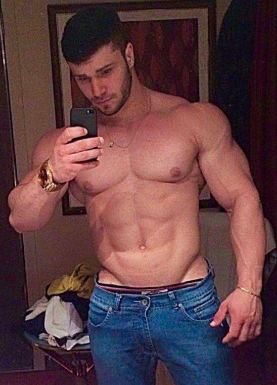 Excruciatingly good male orgasm