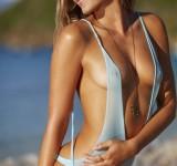 Korean girl nude bikini
