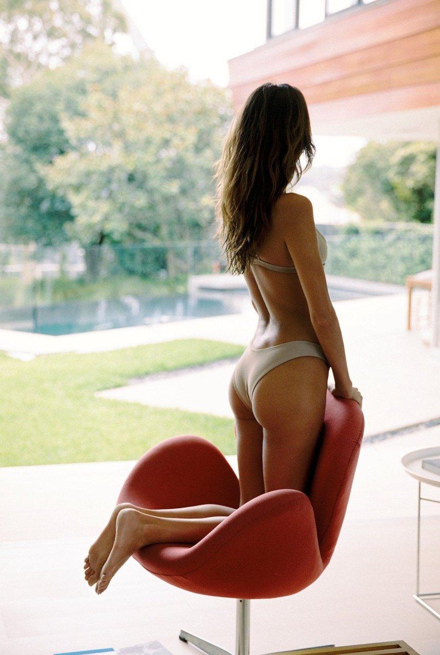 Nude tall skinny homemade