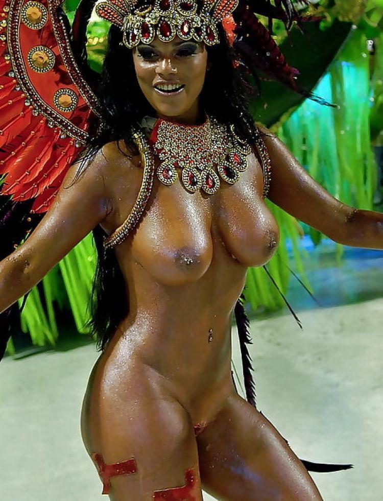 Brazilian Nude Contest