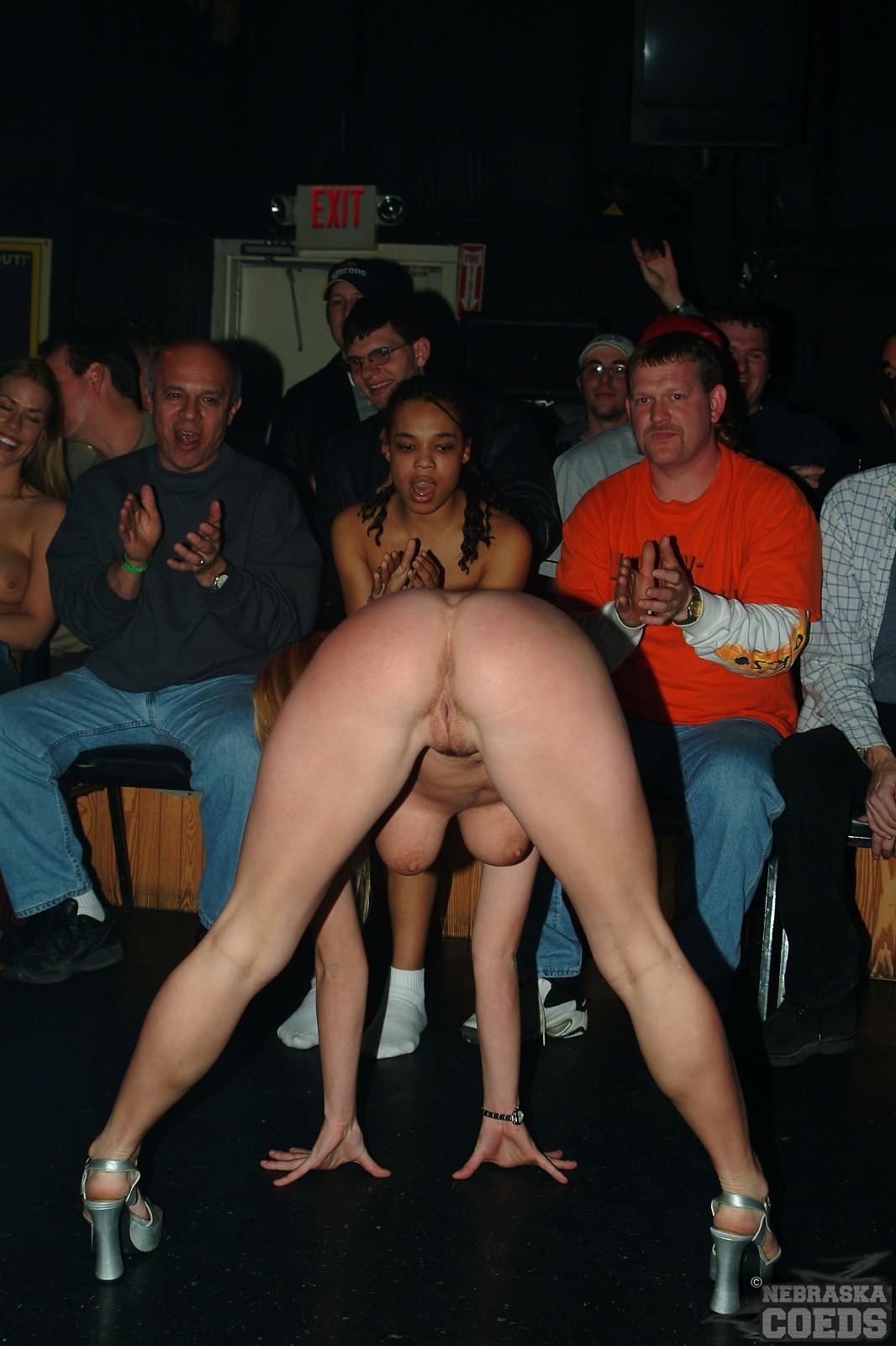Strip club dare