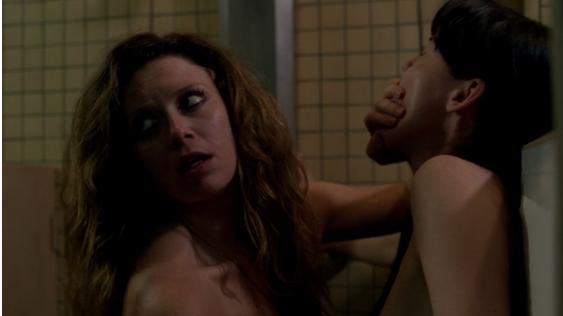 I watched her spank my husband