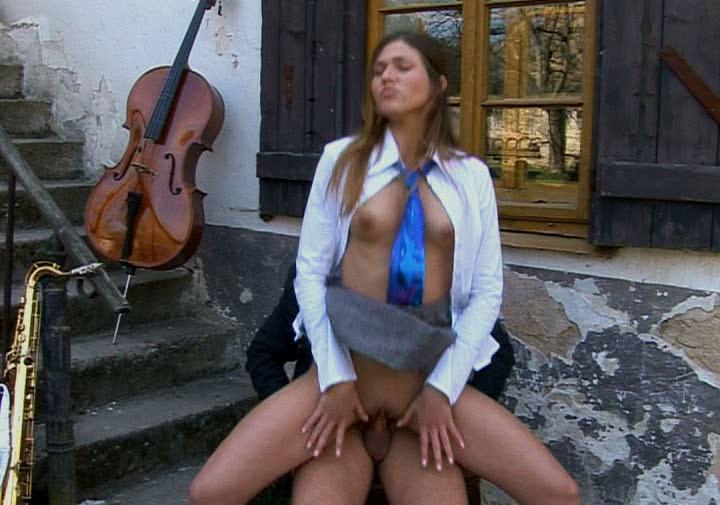 Naughty girl school porn
